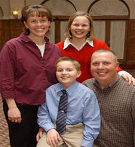 Ben Ries Family