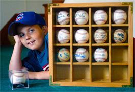Ben Ries Baseball