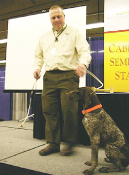 German Shorthair Training